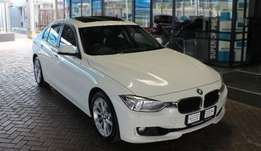 2014 BMW 3 Series 320i (F30) Manual