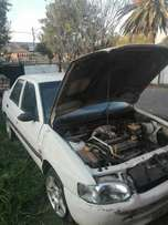 Ford Escort braking for parts