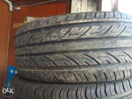 205/55/16 Ginell Tyre, 8000