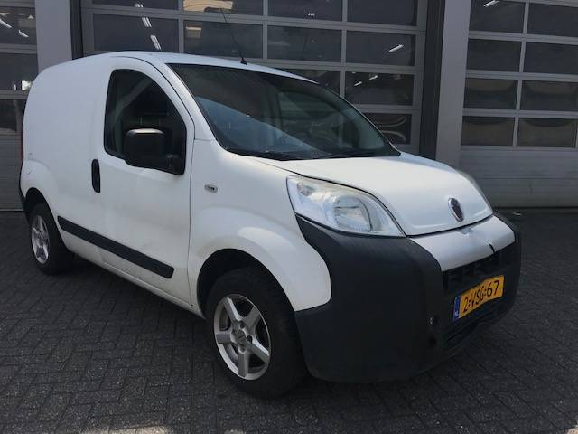 Fiat Fiorino 1.3 MJ Basis / Damaged - 2011