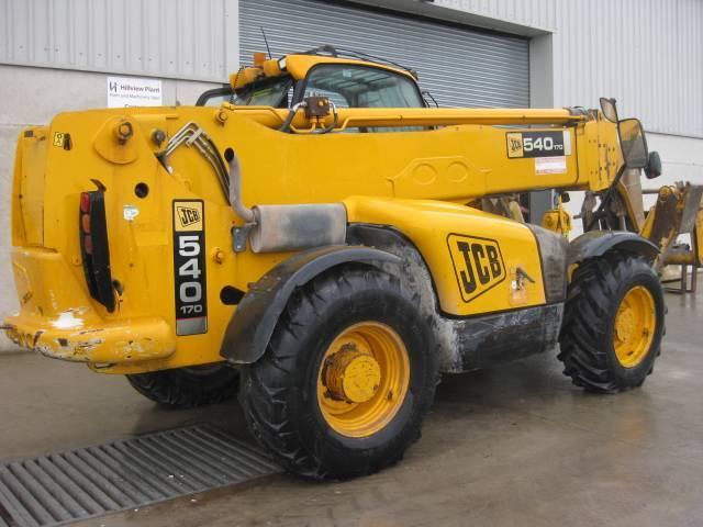 JCB 540-170 - 2007