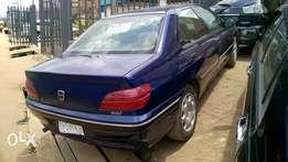 Clean Registered 2000 Peugeot 406