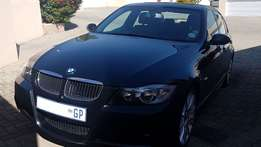 2008 Bmw 330d M-sport 151 000kms With Sunroof FSH