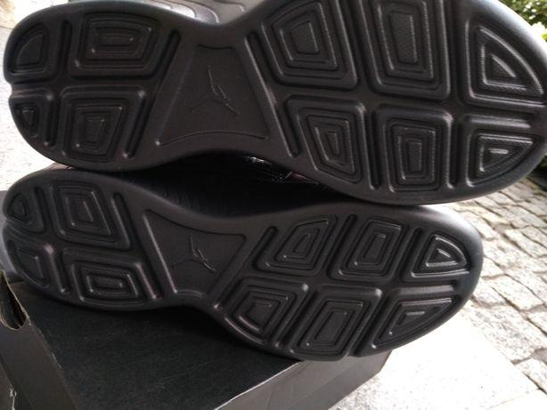 Czarne buty Nike Jordan Bochnia • OLX.pl