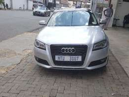 Audi A3 2.0 fsi ambition tip for sale