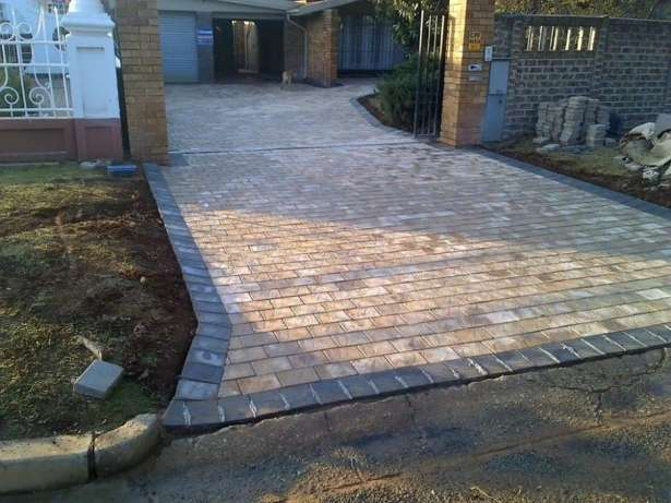 Brick paving installation Bedfordview - image 3
