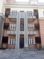 New and Serviced 3bedroom flat with 1bedroom flat BQ to let at Guzape