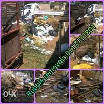Garden and Building Rubble removals and Waste removals
