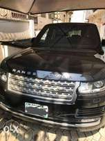 Registered Range Rover HSE 2016 Model price 35 Million