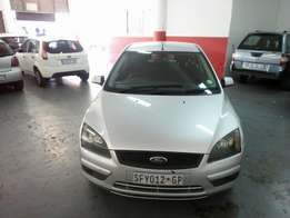 2005 Ford Focus 1.6, Color Silver, Price R85,000.