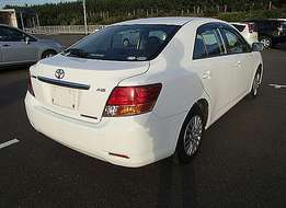 Toyota Allion On Offer. 2009 KCL Fully Loaded