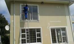 Water Proofing, Damp Proofing and Painting