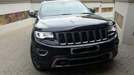 Excellent condition Jeep Grand Cherokee 2014