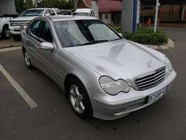 2002 Mercedes Benz C180 Kompressor Avantgarde
