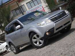 Subaru Forester 2010 Just Arrived Asking Price 1,900,000/=o.n.o