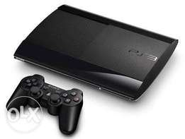 PS3 with 2 Controls
