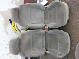 Golf 4 Seats Cream!