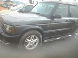 Land Rover Jeep 2002 at give away