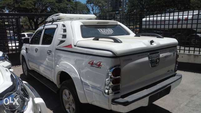 Toyota Hilux Double cab KCP number 2011 Model. Facelift 2016 Loaded w Mombasa Island - image 6