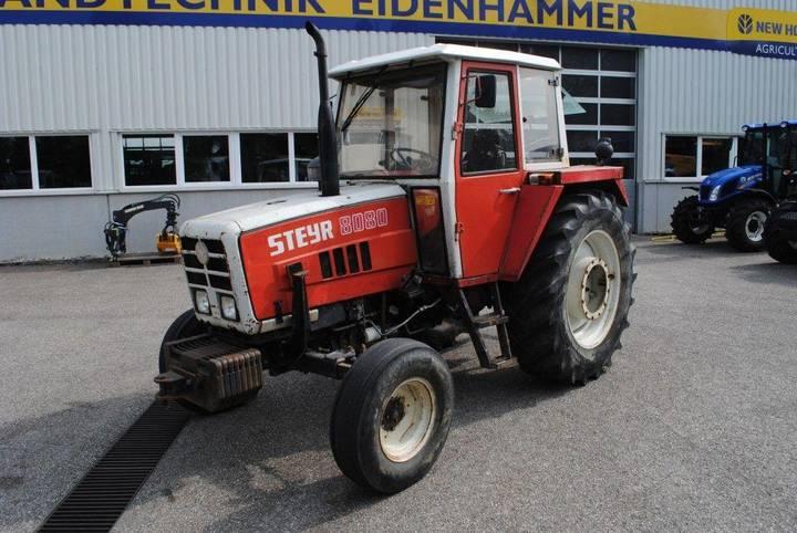 Steyr 8080 T SK 2 (KK) - 1980