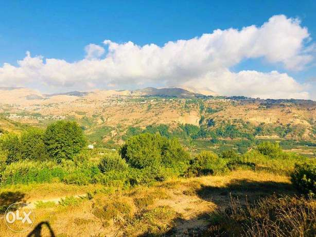 Land in Fakra (AHLAM village) with MOUNTAINS VIEW أرض في فقرا ٣٣٠٠ م ٢ فقرا -  3