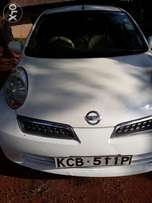 Sell Nissan march at ksh 360000