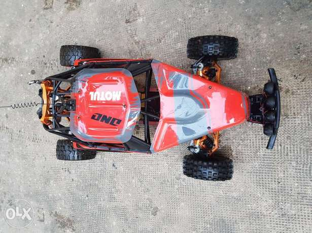 Baja hpi rovan km fully upgraded