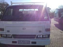 2005 Daihatsu Delta 4 ton dropside truck for sale