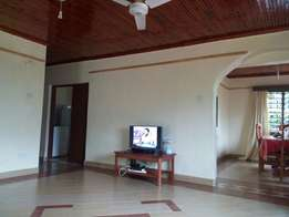 Three bedroom house at kilifi town for rent, big rooms , sitting and d