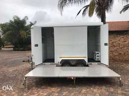 Customized Venter Trailer