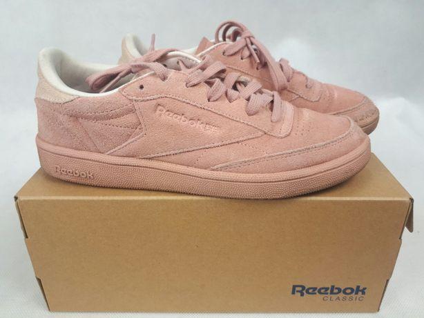 Reebok club c 85 nbk women classic buty sportowe damskie