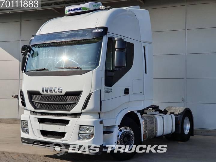 Iveco Stralis Hi-Way AS440S48 4X2 Intarder Standklima Euro 6 - 2014
