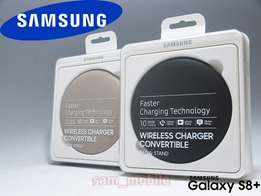 Original Wireless Charger Fast Charging Pad with Ventilator For Samsun