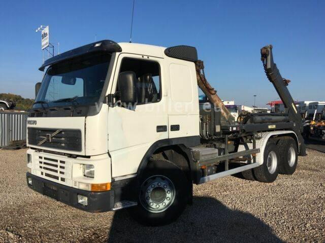 Volvo Fm 12 380 6x4 Meiler Ak 16.t, Blattfederung, Sch - 2002
