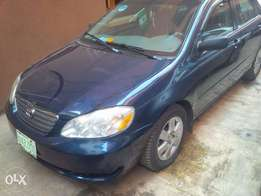 Neatly-used Toyota 2005 Corolla. Selling to up-grade!