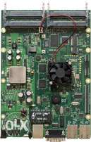Mikrotik router board Rb 800 series with 250mb ddr ram 512