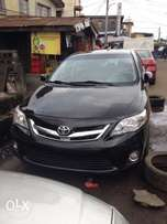 super clean tokunbo Toyota Corolla 2012 with full option