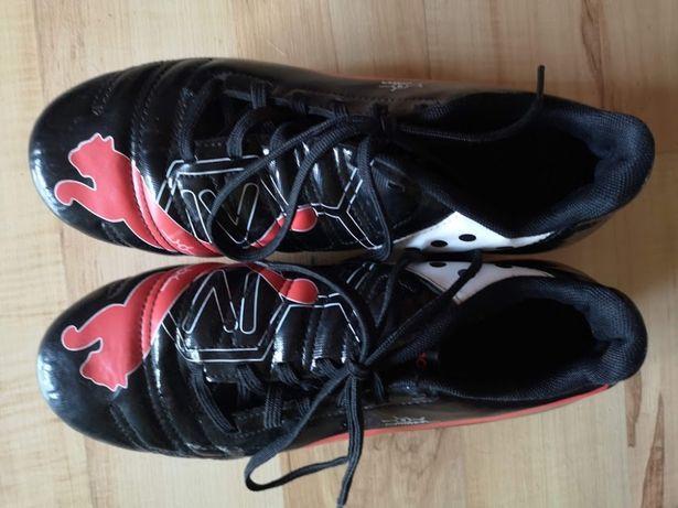 Korki buty PUMA evoPOWER rozm. 38 wkładka dł. 24 cm