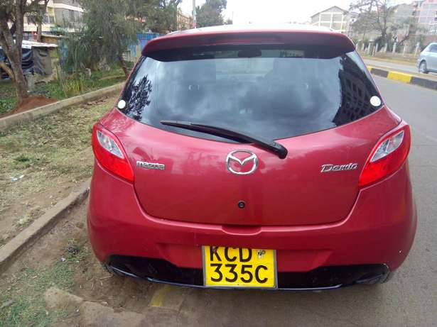 Mazda demio new shape on quick sale Kiaora - image 1