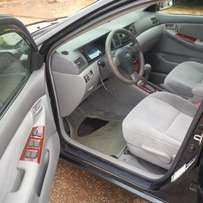 Neat and Low mileage 2007 Toyota Corolla