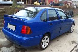 1998 vw polo classic sedan