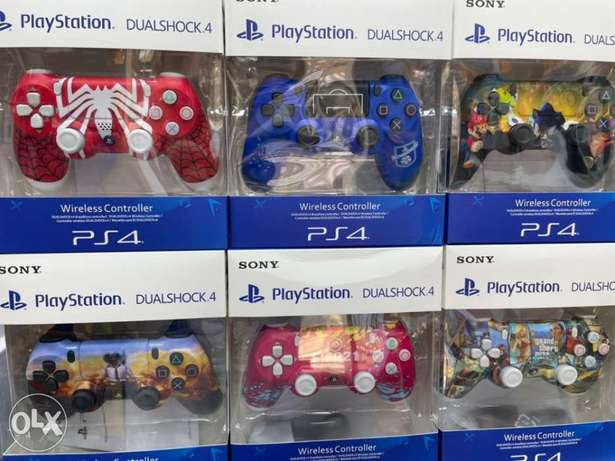 Ps4 Customized Controllers (New!)