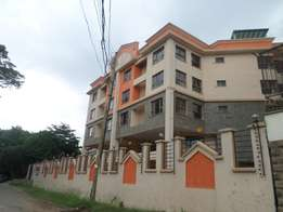 New Apt 3bd all ensuite dsq gym Gen Lift Borehole for sale kileleshwa