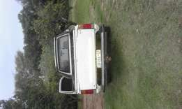 Bakkie for sale Nissan Z24 engine