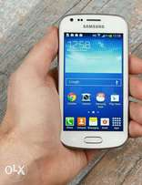 Samsung galaxy Trend plus at 3200, 4gb,4inches