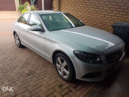 Silver Mercedes Benz C180 For Sale