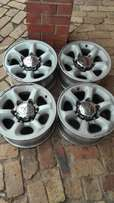 Bakkie mags 15 inch 6/139pcd
