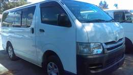 Hot deal on Toyota 7 L hiace .Auto diesel .very clean .