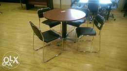 20 units Brand new German stack-able chairs at 6,500ksh