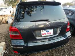 Mercedes Benz GLK 350 4matic 2010 model